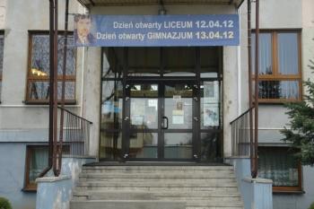 Dzień Otwarty Liceum i Gimnazjum 2012