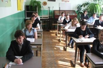 Egzamin gimnazjalny 2009