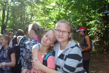 Integracja gimnazjum klasy pierwsze 2011