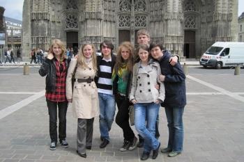 Paryż - wymiana 2010