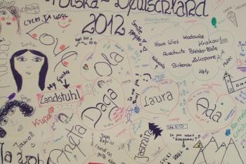 Wymiana polsko-niemiecka 2012
